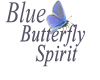 Blue Butterfly Spirit