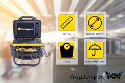 The TrapJumper drain camera