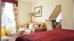 Superior Ensuite room 2 which overlooks the garden of our Guest House in Chester