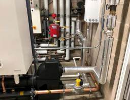 Commercial Gas Work Plumbing