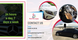 Surrey Cars Guildford Taxi Quote Airport Transfers