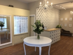 Optique of Southwell Inside view