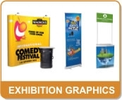 Exhibition Graphics Designers and Suppliers