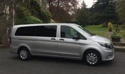 Minibus Chauffeur Swansea