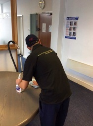 Kennoh Office Cleaner Manchester