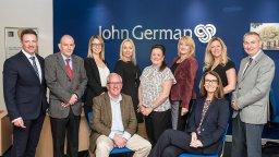 John German Estate Agents in Stafford