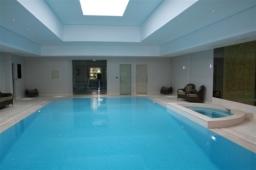 SPATA Gold Award winning indoor pool