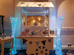 One of Our candy carts