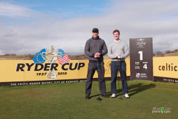 Golf Celebrity event Photographer Celtic Manor
