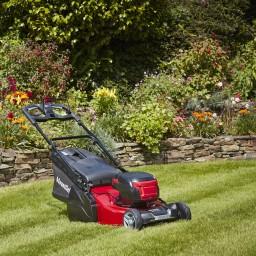 Our Mountfield Roller Lawnmower