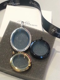Brand new Floating Lockets Now in