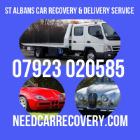 St Albans Car Recovery & Delivery Service