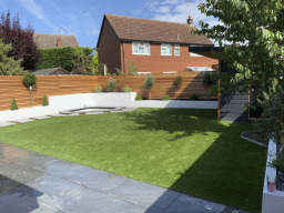 Fake Grass Installation & Landscaping