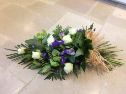 Funeral sheaf - Willow House Funeral Flowers