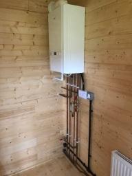 New Boiler Instalation