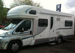 Motorhome MOT checks at Cross Lane Garage