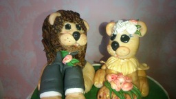 Cake toppers made to order