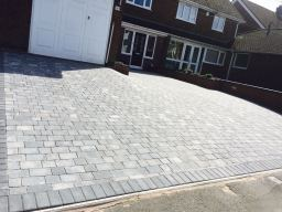 Tegula Paving Kidderminster