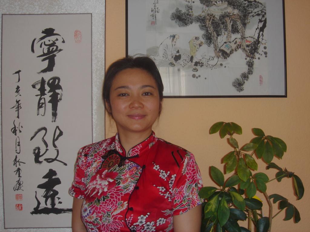 Chinesische Masage-TuiNa Harmoniestudio Zhou