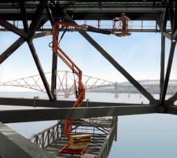 Forth road bridge photograph