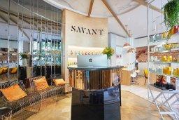 Salon Savant Reception