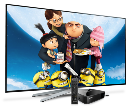 RAVO TV All Cartoon Channels Available