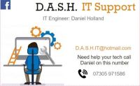 D.A.S.H. IT Support