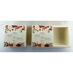 Shadicards.com | PERSONALISED FAVOUR BOX GOLD