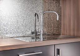 Glaast Glass Kitchen Splashback