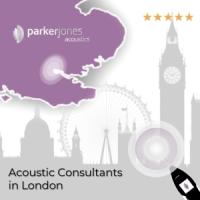 ParkerJones Acoustics - Acoustic Consultants London