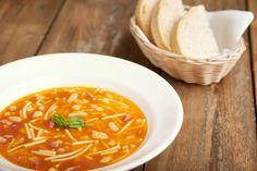 Pasta e fagiolo - a delicious authentic Italian..