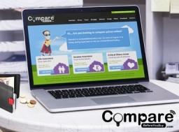 Comparebeforeyoubuy Comparison Website Design
