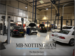 MB Nottingham Workshop