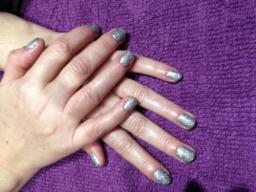 Glitter Nails  Nails