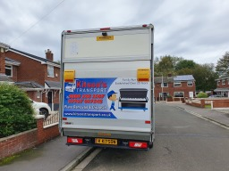 Tail lift for heavy items