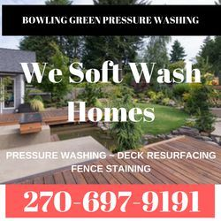 Bowling Green Pressure Washing Services 1253 Chestnut