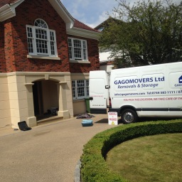 house removal company in London
