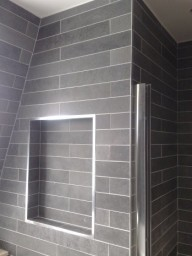 wall and floor tiling contractors in London