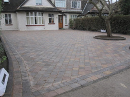 New Driveway Installations