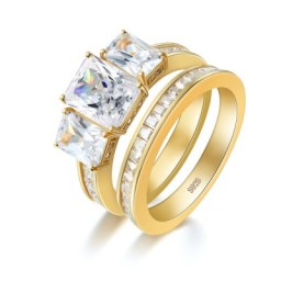 Gold Promise Rings