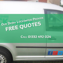 free locksmith derby quote
