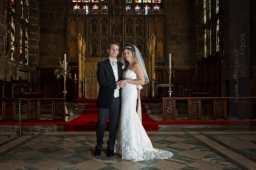 Sarah and Seb [St Marys, The Lace Market, Nottingham]