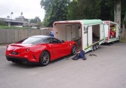 Rudler: Ferrari 599 GTO & Ferrari F50