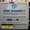 Alan Donaghue Interior Plastering