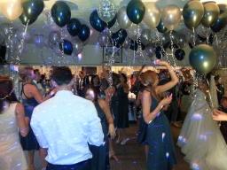 Balloon fun at the Mobile Disco