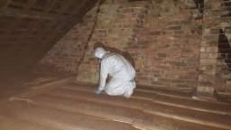 Contaminated Loft Insulation Removal