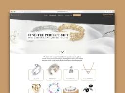 Queen Street Goldsmiths Website Design