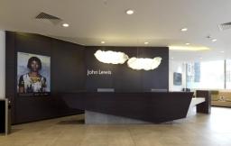 John Lewis Reception