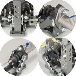 CNC Billet Alloy Manufacture