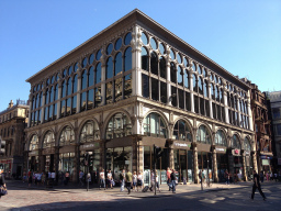 The Ca'd'oro Building 45 Gordon Street